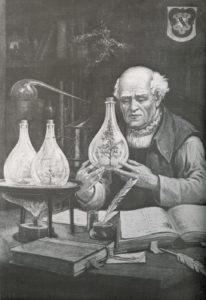 Theophrast von Hohenheim - genannt Paracelsus